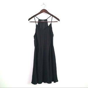 EXPRESS little black dress size 10